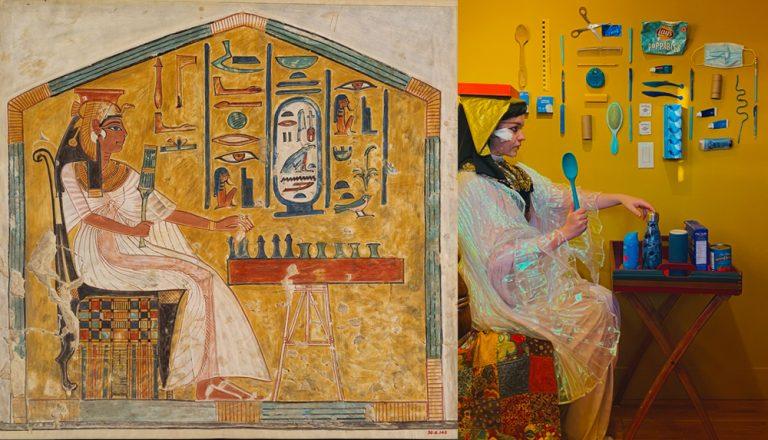Robinson, Lily - Queen Nefertari